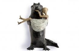 Marriage royal bronze  Sculpture bronze 40cm