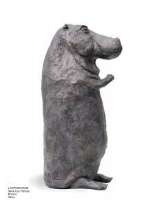 Hippopotame, série Les Prêtres